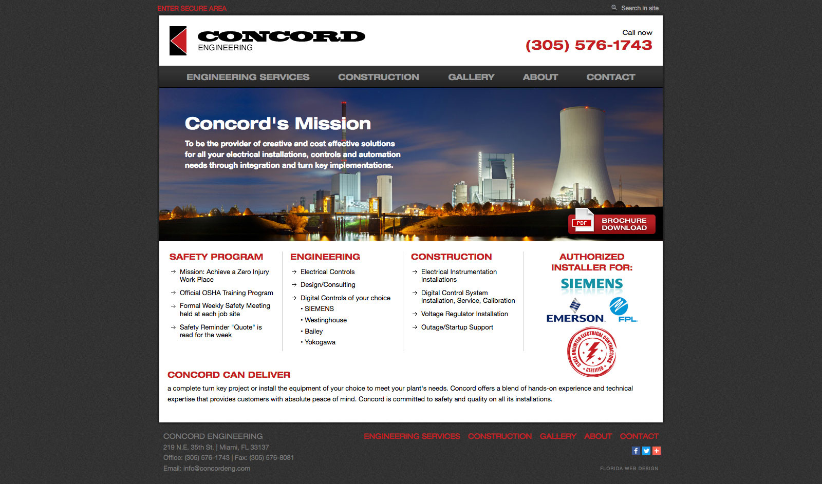 Concord Engineering - Miami, FL