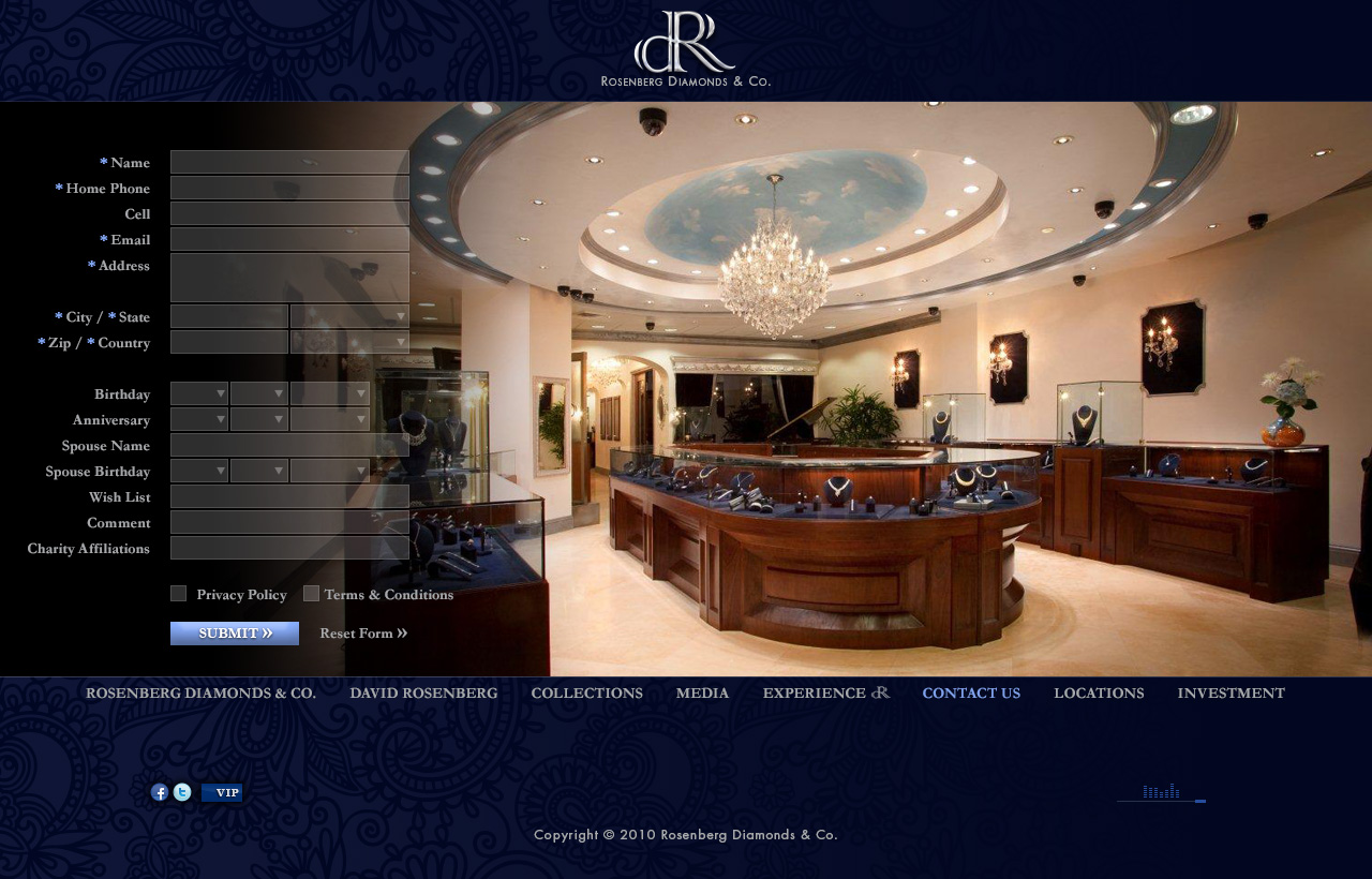 Rosenberg Diamonds & Co.