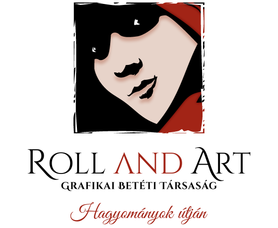 Roll and Art logo